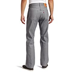 Levi's 501 Original Fit Jeans 00501: 1403 Silver STF