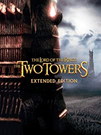 Lord Rings Two Towers Extended product image