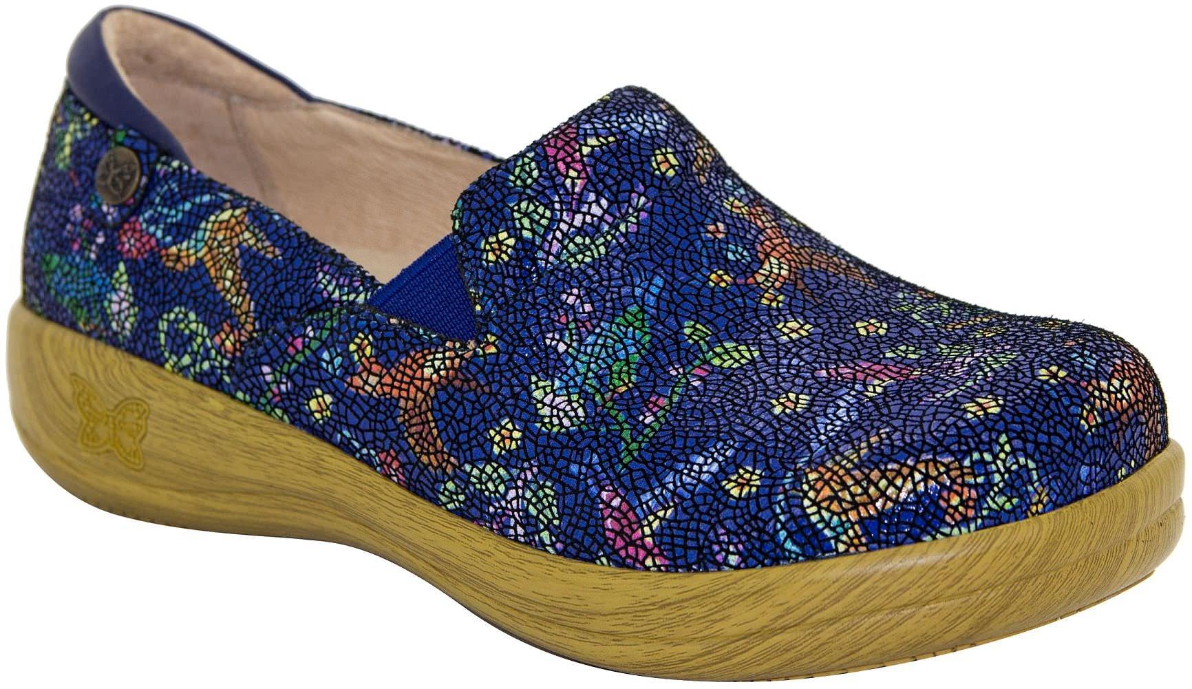 Alegria Womens Keli Professional Shoe, Birdland, Size 37 W EU (7-7.5 M US Women)