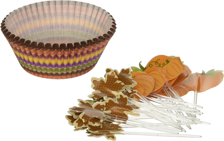Wilton Herbst Einweg Cupcake Combo Pack/ /24/St/ück