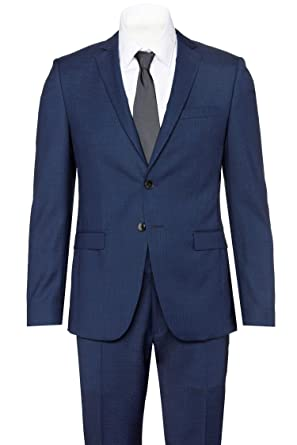 BOSS Reymond/Wenten - Traje para Hombre (Talla 52), Color Azul ...