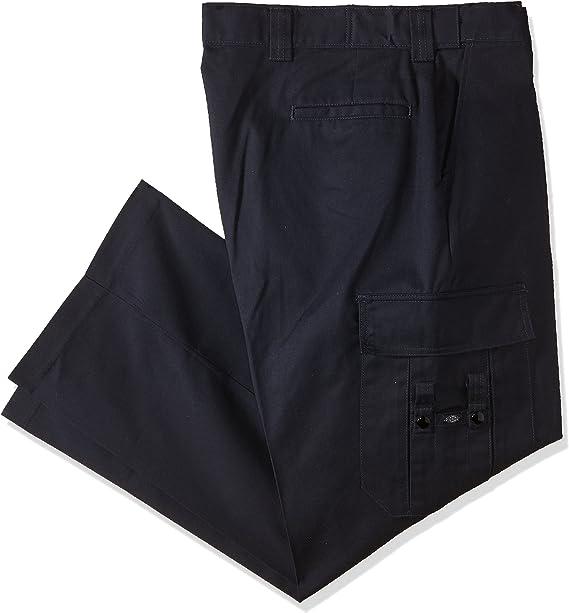 Dickies Mens Black Industrial Flex Comfort Waist EMT Cargo Pants LP2377BK