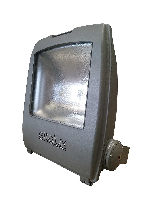 Eitelux Pro-1 Proiettore LED, 140 W, Grigio