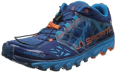 5ec61adca6a8 La Sportiva Helios 2.0 Trail Running Shoes - SS19-7 - Blue