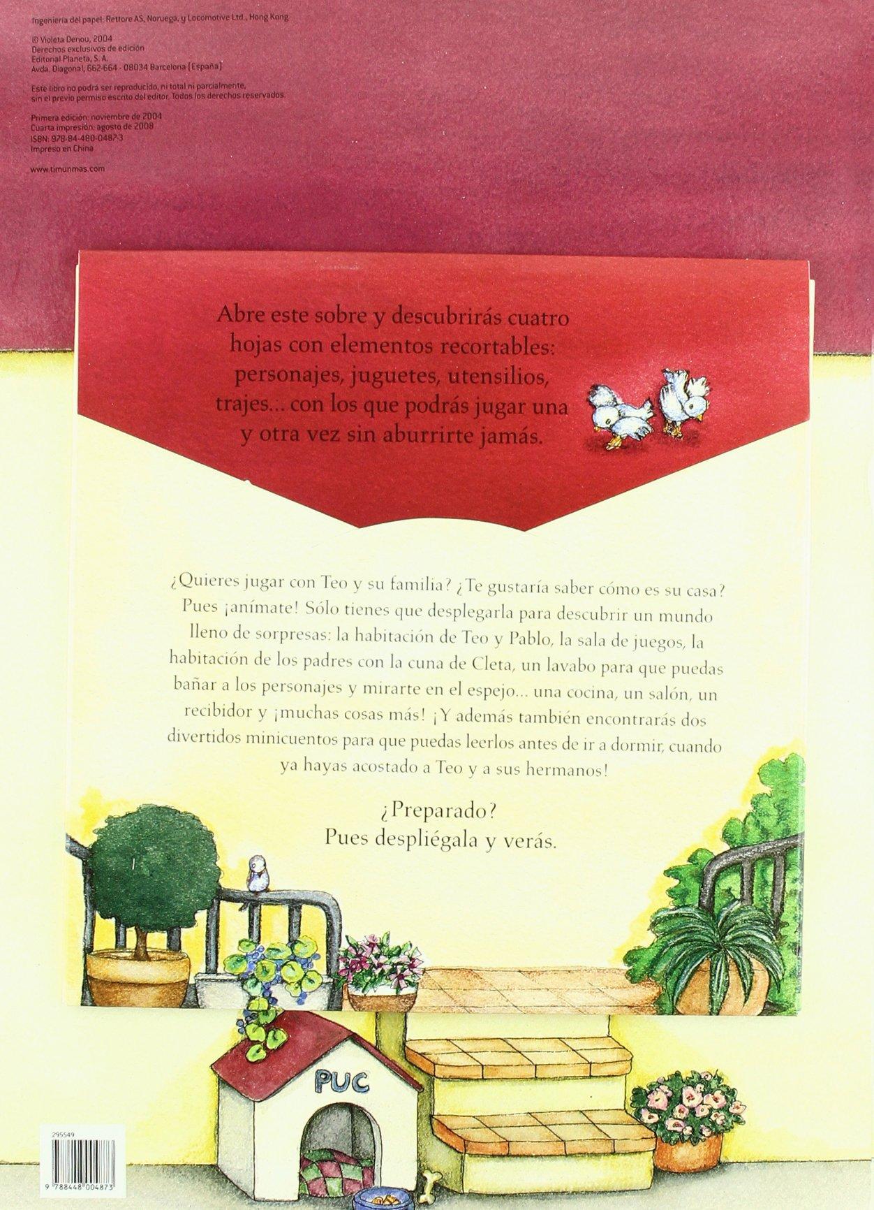 La casa de Teo: TEO / VOLUMENES ESPECIALES: 9788448004873 ...
