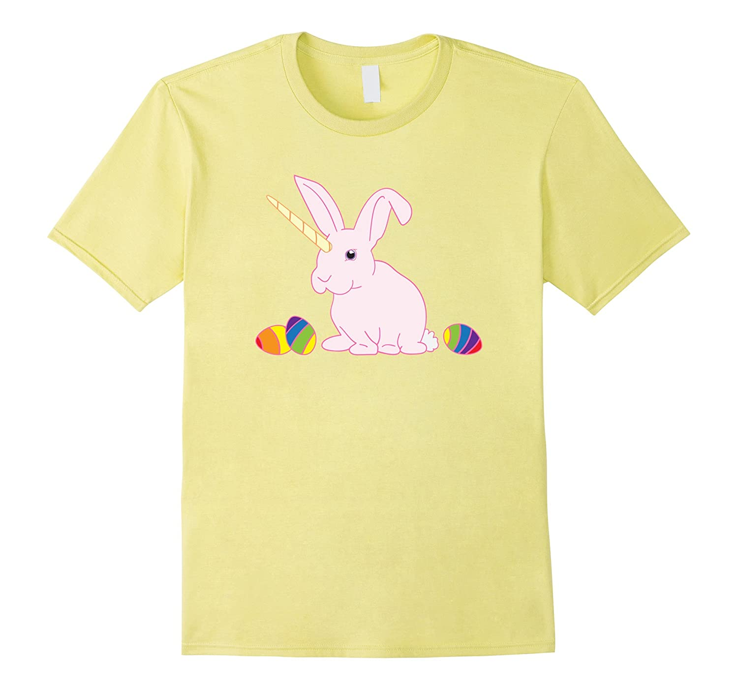 Easter T-shirt Unicorn bunny shirt for adult kid or toddler-TD