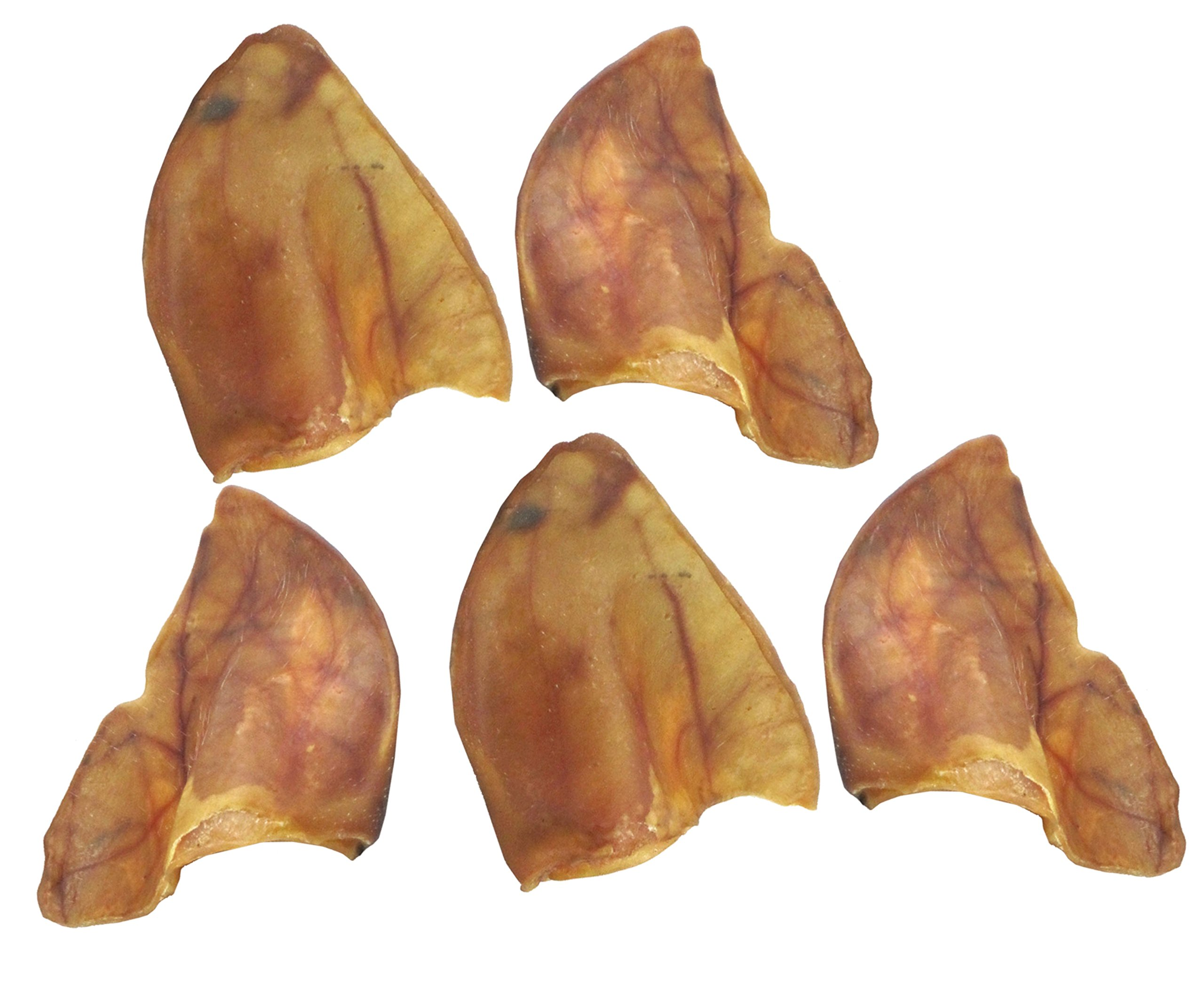 Butcher Shop 100% Pig Ears (5 Pack), 114 g