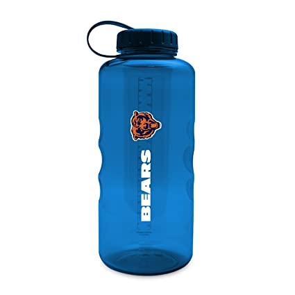 Amazon.com: Casa de pato NFL Chicago Bears 60oz botella de ...