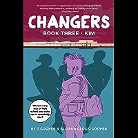 Changers Book Three: Kim