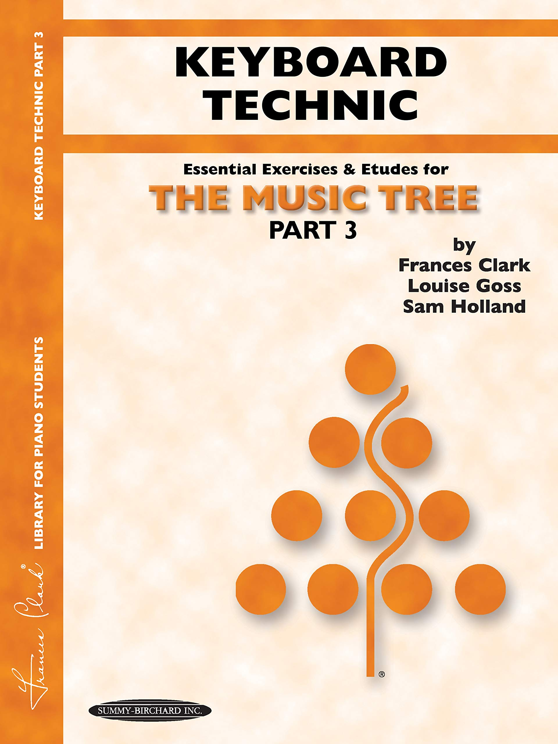The Music Tree Part C Frances Clark Library for Piano Students Louise Goss