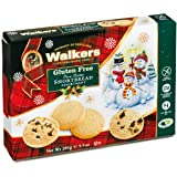 Walkers Shortbread Gluten Free Holiday Assortment, 9.9 Ounce