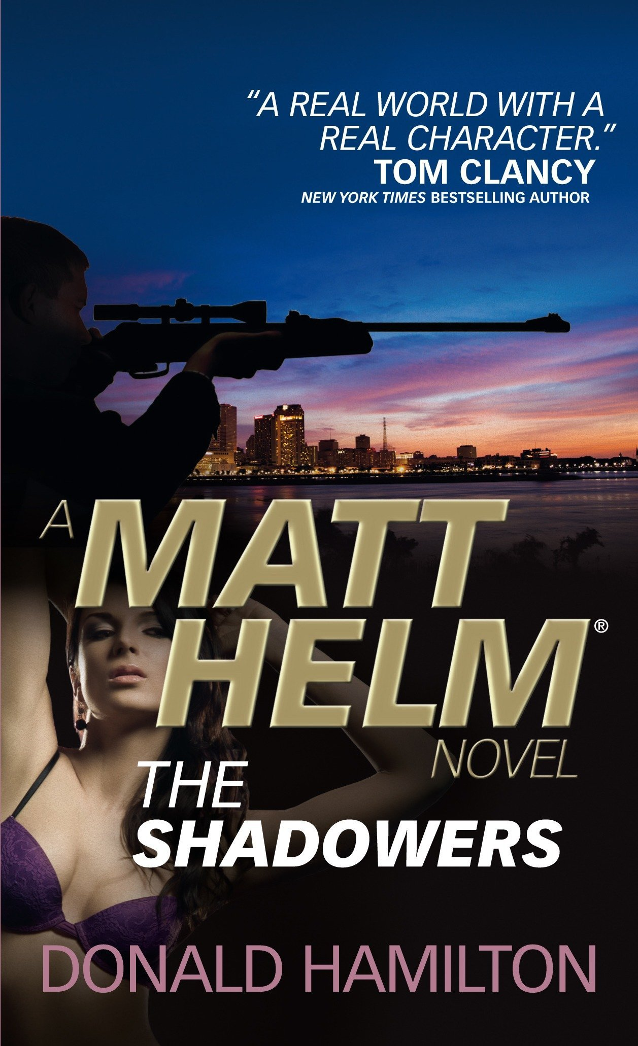Read Online Matt Helm - The Shadowers pdf