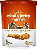 Fruitables Whole Jerky Bites Dog Treats Duck & Sweet Potato