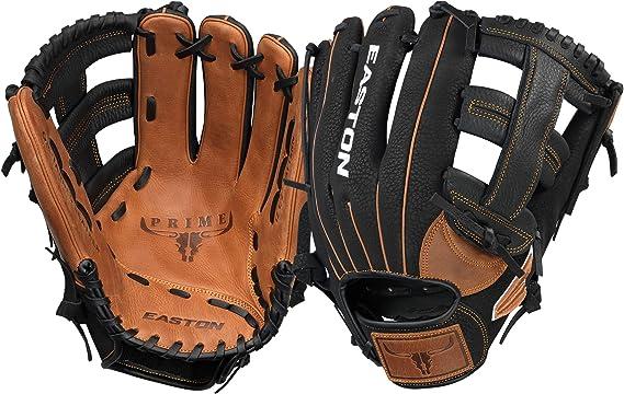Dual Bar H Web Medium Multicolor 14 LHT Easton Prime Slowpitch Softball Glove PSP14 Softball Deep Pocket Design