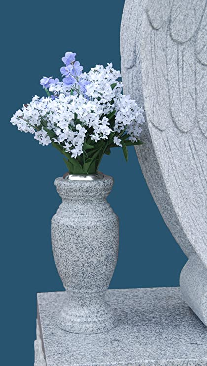 Image Unavailable : granite flower vases - startupinsights.org