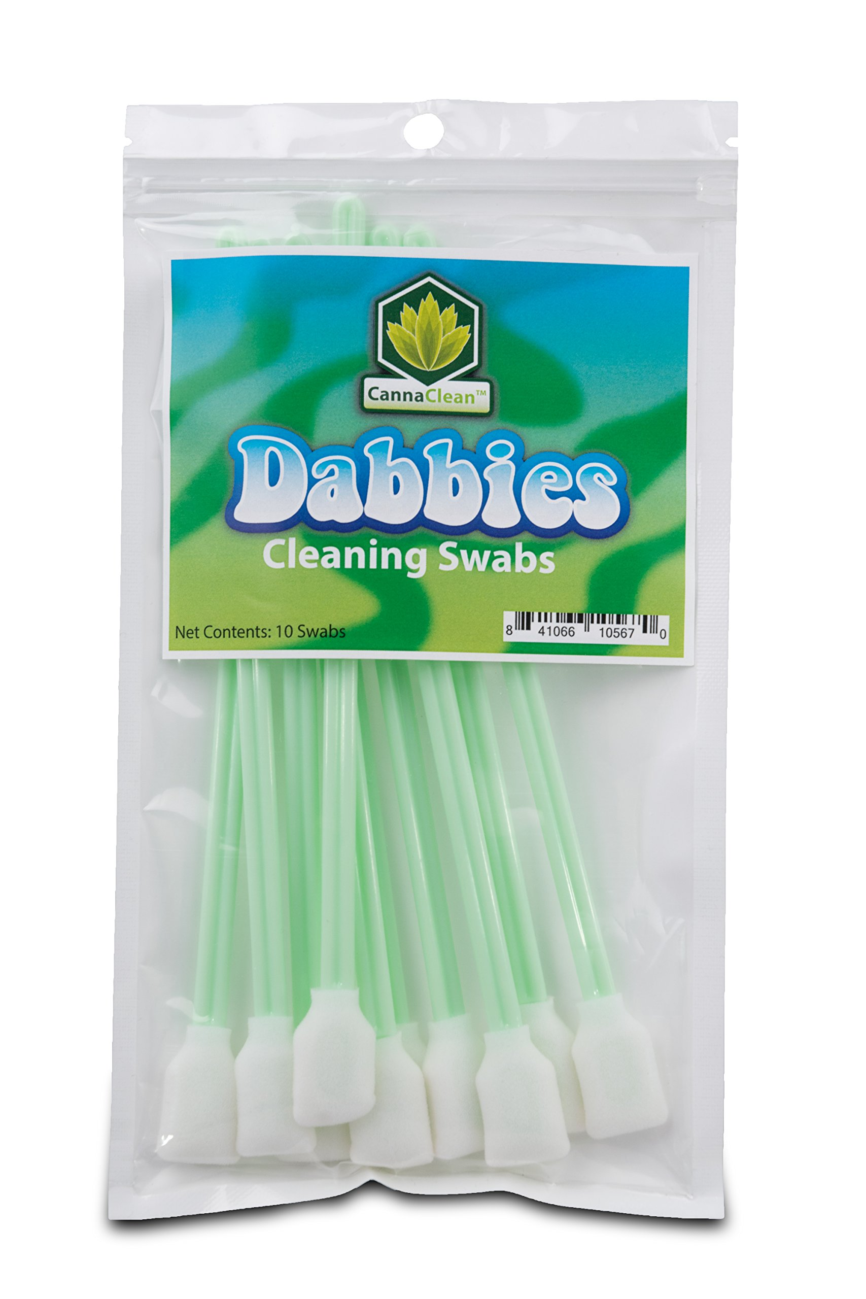 CannaClean Dabbies (Case of 10 Packs)