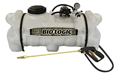 BioLogic 6500 Chapin Outfitters ATV Sprayer For Fertilizer, Herbicides and Pesticides, 15-Gallon