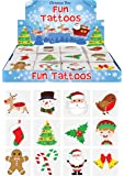 Christmas Party Tattoos