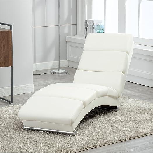 UEnjoy 158 cm x 50cm x 72cm 7 Modern stitching Deluxe Chaise