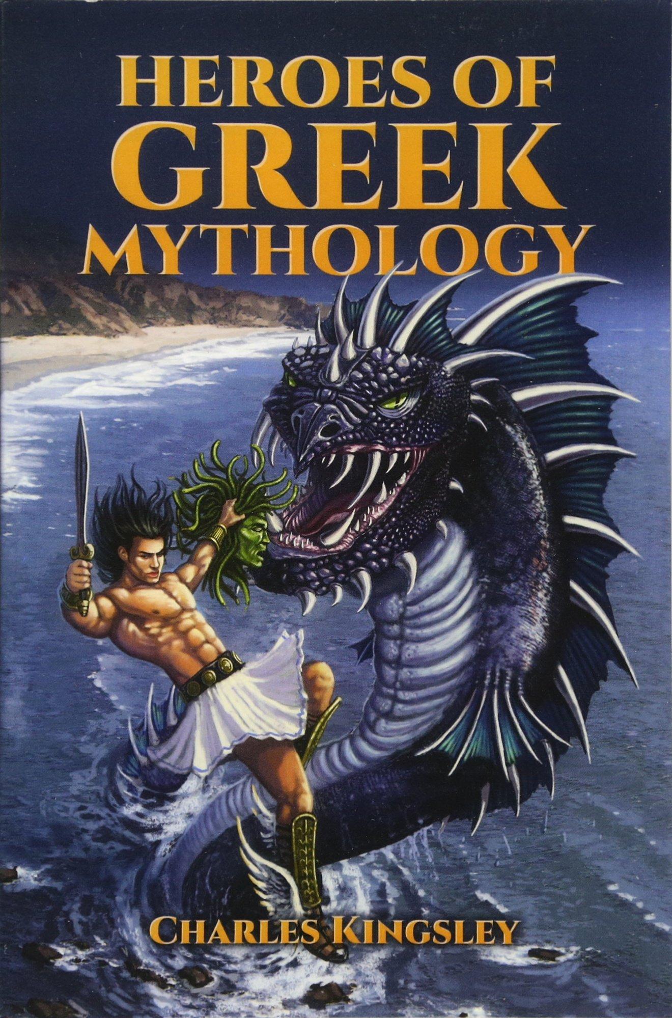 Heroes of Greek Mythology (Dover Children's Classics) ePub fb2 ebook