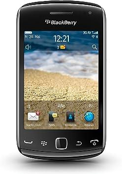 Blackberry Curve 9380 – Smartphone (Pantalla táctil de 8,1 cm (3,2 ...