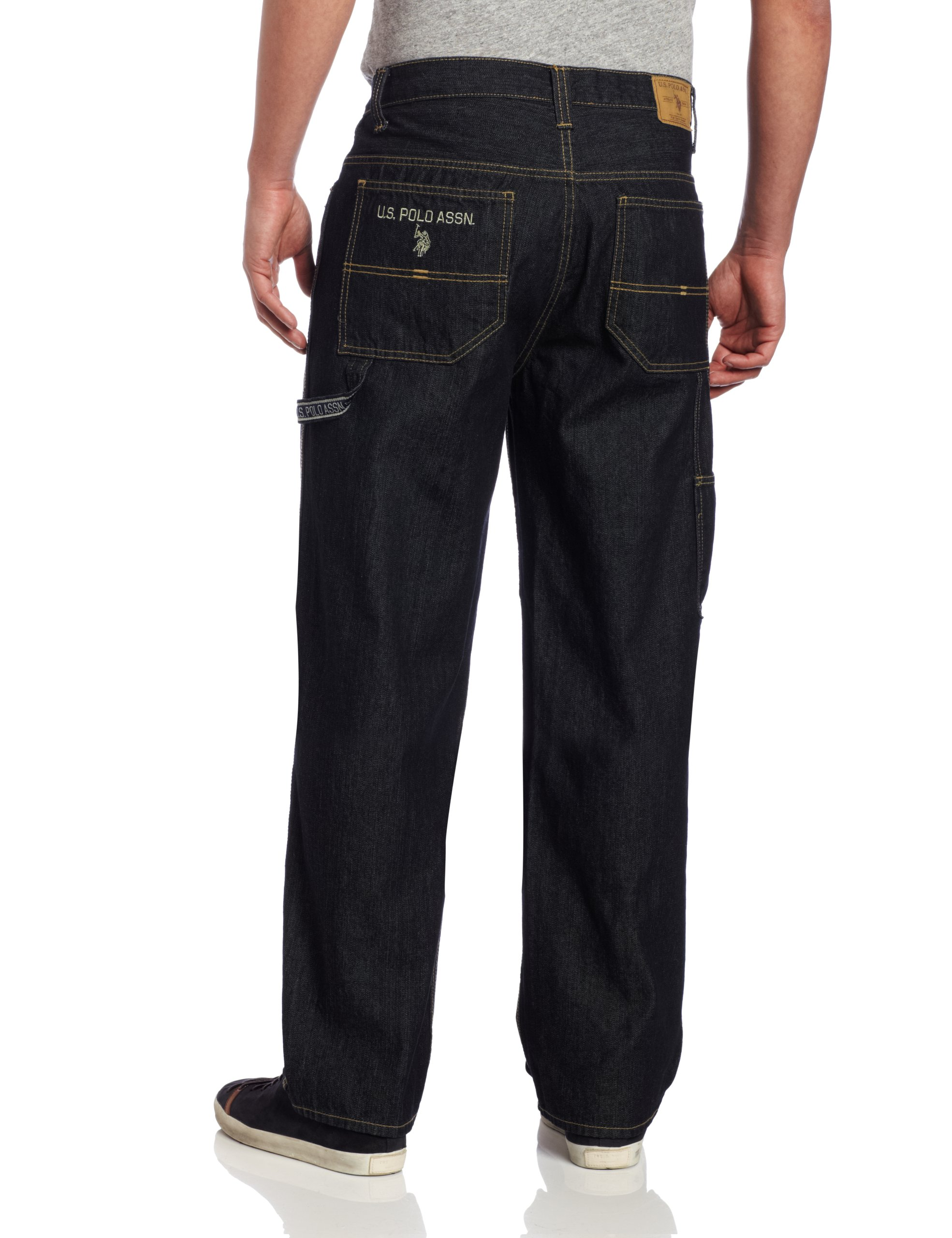 U.S. Polo Assn. Men's Carpenter Jean