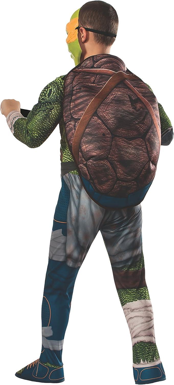 Rubies Teenage Mutant Ninja Turtles Child Michelangelo Costume, Large