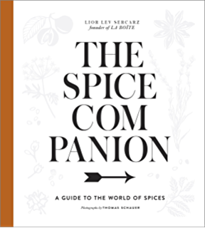 Tasting rome fresh flavors and forgotten recipes from an ancient the spice companion a guide to the world of spices fandeluxe Images