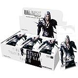 Final Fantasy Opus 3 III Trading Card Game Booster Display Box