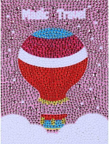 Lovely Rabbit ZSNUOK Diamond Painting Kits for Kids Diamond Painting for Children Full Crystal Drills Mosaic Making Decorative Kits DIY Paint with Diamonds Arts Crafts