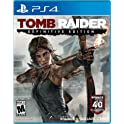 Tomb Raider Standard Edition for PS4