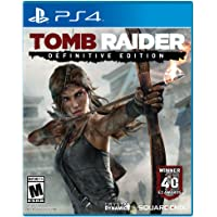 Tomb Raider Standard Edition for PlayStation 4 by Square Enix
