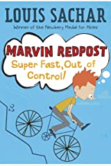 Marvin Redpost #7: Super Fast, Out of Control! Kindle Edition