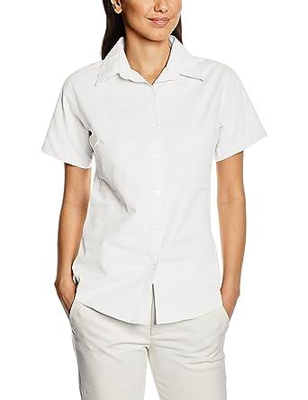 Premier Workwear Signature Oxford Short Sleeve Shirt, Camisa para ...