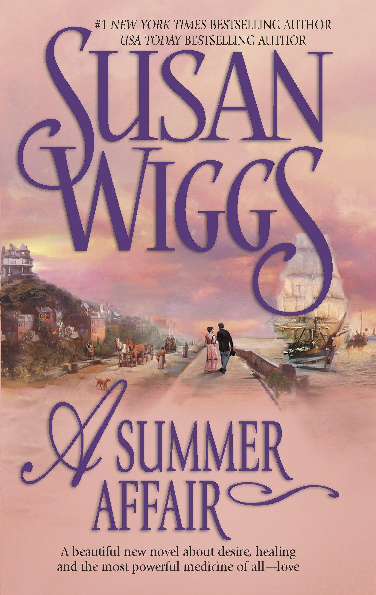 Download A Summer Affair (The Calhoun Chronicles) pdf