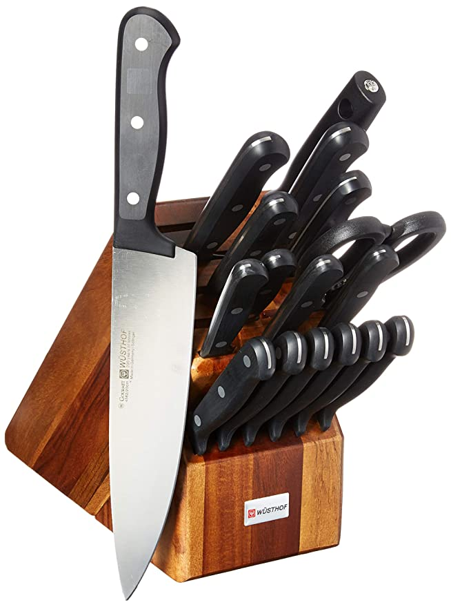wusthof gourmet knives review
