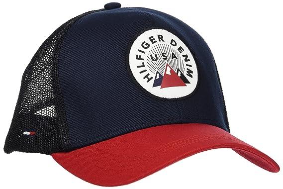 Tommy Hilfiger Hiking Trucker, Gorra de béisbol para Hombre ...