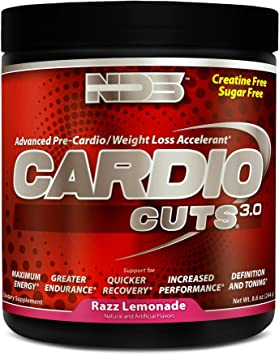 Amazon.com: NDS Cardio Cortes 3.0 – Razz limonada: Health ...