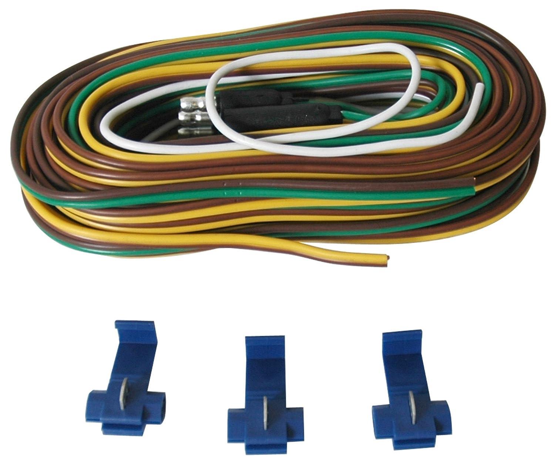 Reese Towpower 78082 20 4-Way Flat Wishbone Trailer Connector Kit