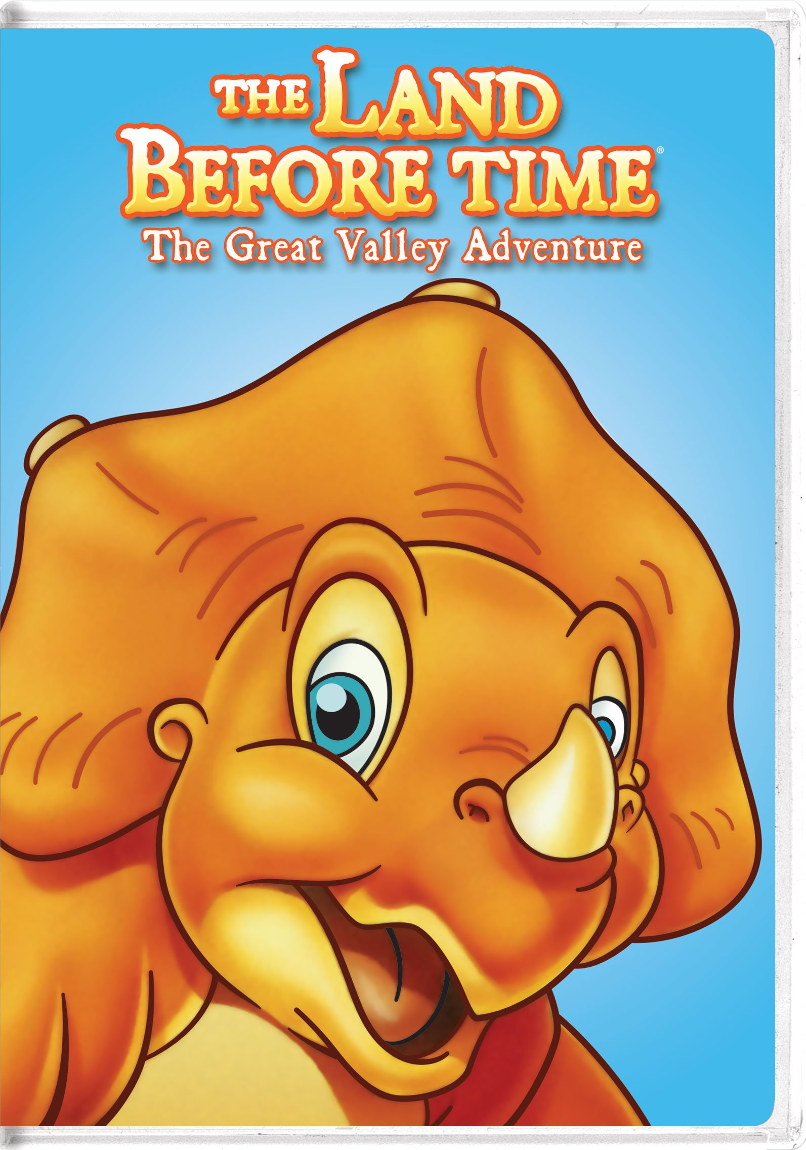 DVD : The Land Before Time II: The Great Valley Adventure (Snap Case)