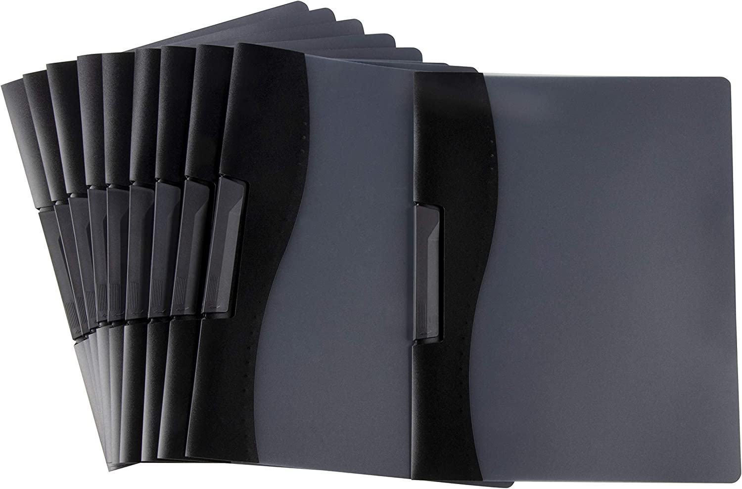 Report Covers with Swing Clip, File Folder (9 x 11.41 Inches, 10-Pack): Kitchen & Dining