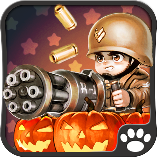 Little Commander - WWII TD Halloween (Halloween Tower Defense)