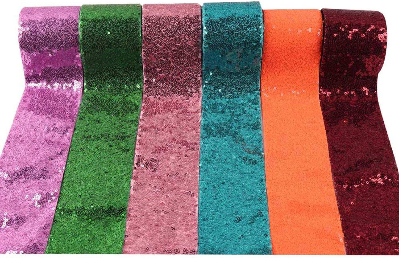 Ripsband Haarschleifen Weihnachten Hochzeit Dekoration DIY N/ähen Handwerk 75 mm breit 5 Yards//Charge Einheitsgr/ö/ße Orange
