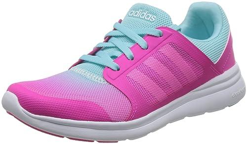 adidas Cloudfoam Xpression W, Zapatillas de Deporte para Mujer, Rosa/Blanco/Azul (Rosimp/Ftwbla/Azuent), 37 1/3 EU: adidas NEO: Amazon.es: Zapatos y ...