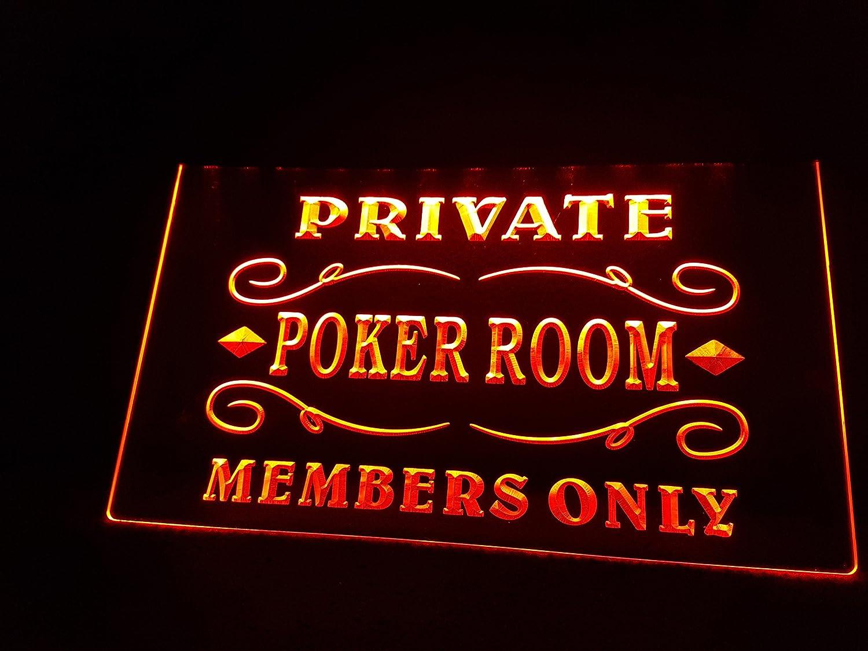 Zhengdian Electronic Nuevo Poker Room Cartel Neon Luz ...