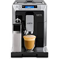 De'Longhi Eletta Cappuccino Fully Automatic Coffee Machine, ECAM45760B, Black