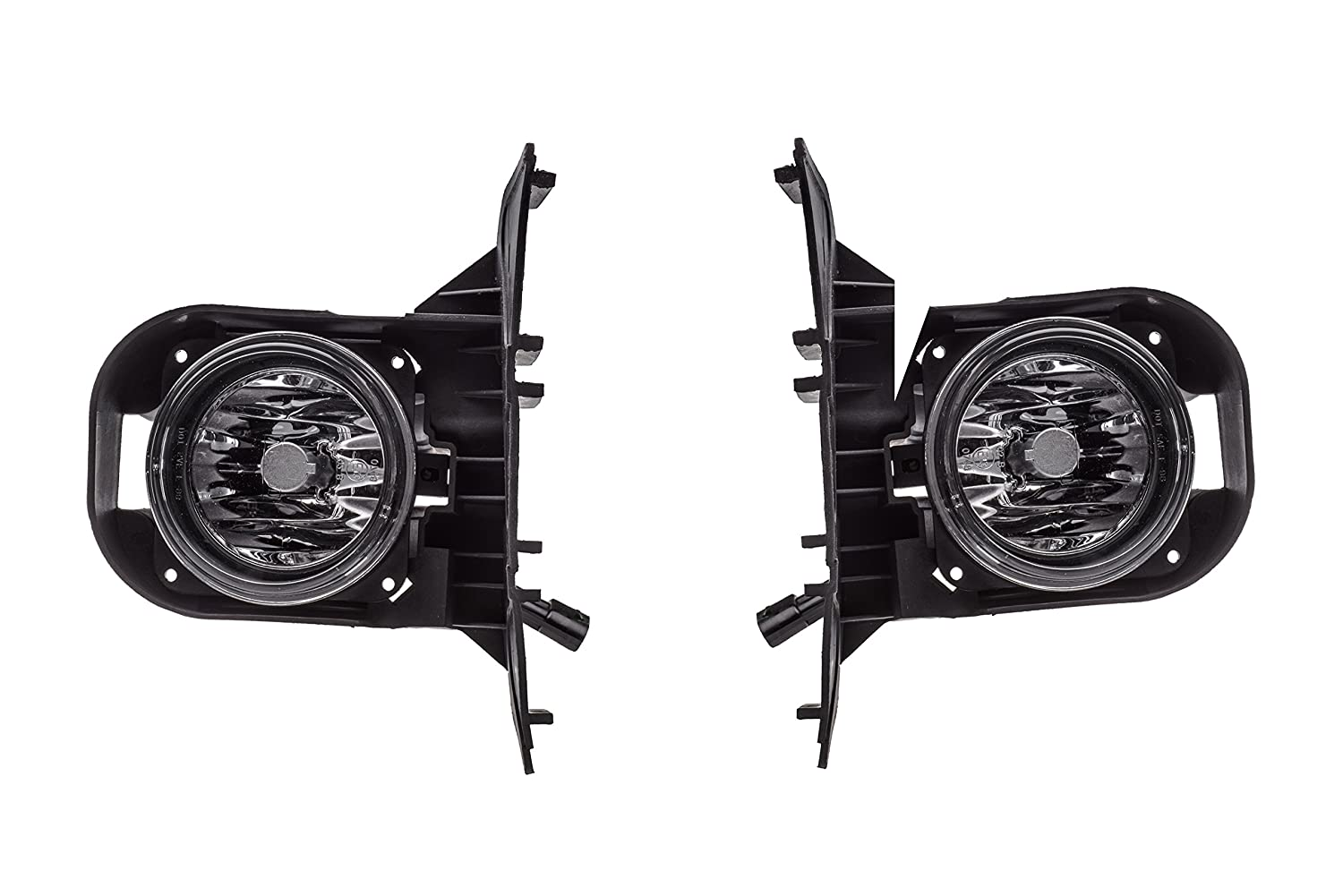 2000 2004 Ford F 150 Harley Davidson Fog Lights Lamps Right Left Pair Oem New Automotive