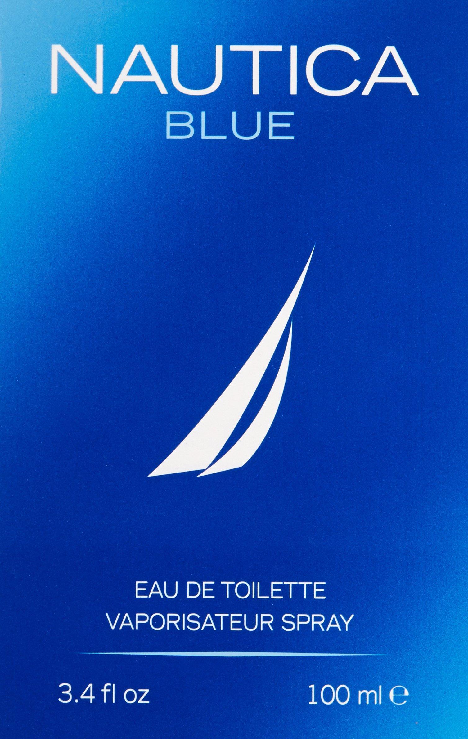 Nautica Blue Eau De Toilette Spray for Men, 3.4 fluid ounce by Nautica (Image #3)