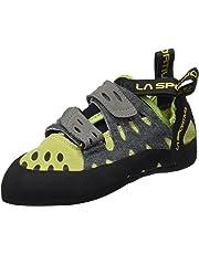 La Sportiva Tarantula - Pies de Gato Unisex, Color Verde/Gris, Talla 43