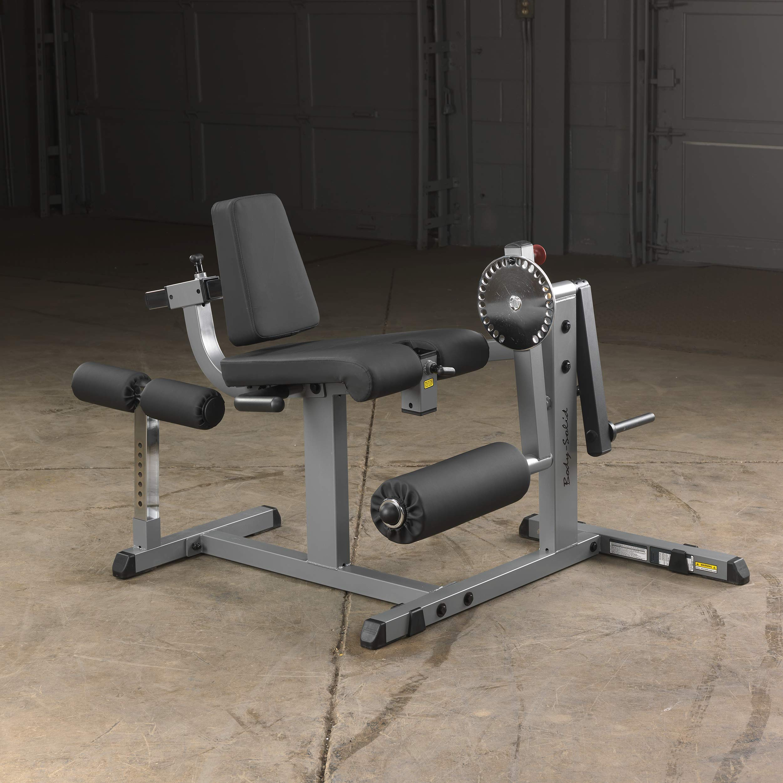 Body-Solid Cam Series Leg Extension and Curl Machine (GCEC340) by Body-Solid (Image #7)